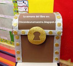 Rincón de una maestra: El baúl de los cuentos