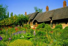Anne Hathaway's cottage, Stratford upon Avon