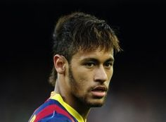 Fußballer Frisuren: Neymar da Silva Santos Júnior   Trend Haare
