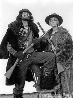 (1972) La banda J. & S. - Cronaca criminale del Far West, regia di Sergio Corbucci - Tomas Milian e Susan George