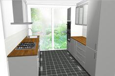 keuken parallel - Google zoeken