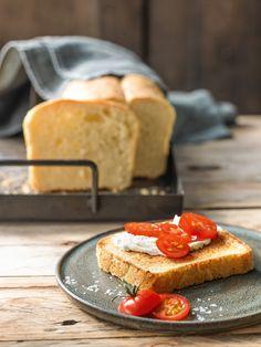Butter-Toastbrot, Foto: © ZS Verlag/ Jan-Peter Westermann