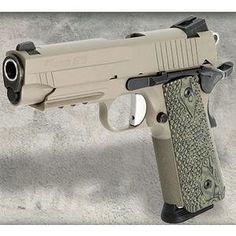 Sig Sauer 1911 Carry Scorpion in .45ACP