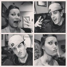 Jeana making fun of @jessewelle's Instagram photos!
