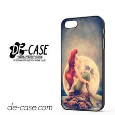 Ariel Under The Night Sky DEAL-948 Apple Phonecase Cover For Iphone 5 / Iphone 5S