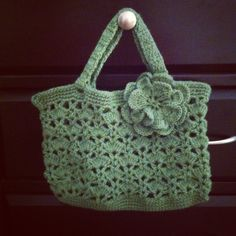 Japanese Crochet Pattern