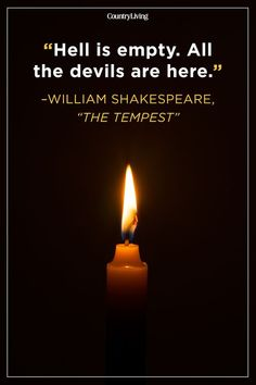 Scary Quotes Shakespeare The Tempest Go ahead, read them.if you dare. Scary Movie Quotes, Creepy Quotes, Horror Quotes, Psycho Quotes, Edgy Quotes, True Quotes, Words Quotes, Sayings, The Tempest Quotes