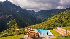 Gocta Lodge - Cataratas- Hotel Chachapoyas- Peru- Aves- Paquetes