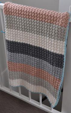 crochet baby blanket haken baby deken