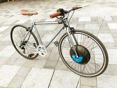 UrbanX, electric bicycle, electric bicycles, electric bike, electric bikes, e-bike, e-bikes, bike wheel, bike wheels, bicycle wheel, bicycle wheel, wheel, wheels, biking, cycling, Kickstarter, crowdfunding, UrbanX Booster, UrbanX Eco