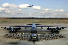 Conheça o avião preparado para a 3ª Guerra Mundial