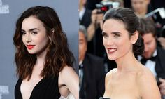 Lily Collins & Jennifer Connolly