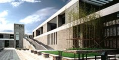 Beijiao Cultural Centre by Gravity Partnership
