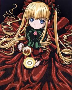 Shinku - Rozen Maiden.