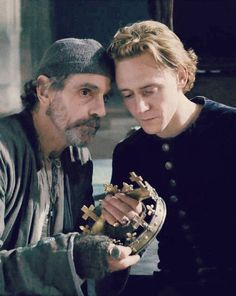 Henry IV, Part II: Jeremy Irons and Tom Hiddleston