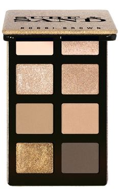 Beautiful beach-inspired eyeshadow palette.