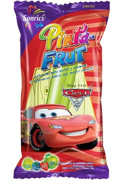 pinta frut #sonrics Disney Pixar, Mexican Candy, Snack Recipes, Snacks, Relleno, Chips, Childhood, Food, Feathers