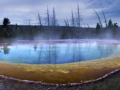 Yes, Yellowstone's Roads Just Melted. No, There's No Reason to Panic | Smart News | Smithsonian