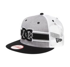 Men's Rob Dyrdek Ribbon Trucker Hat - DC Shoes