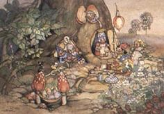 Girls' birthday ideas - artist/images for invitations?    Peg Maltby Australian Fairy Artists Collection - Visions of Fairyland