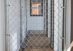 10x16 Commercial 4-Box Dog Kennel Standard Features: Hunter Green Siding White Trim Charcoal Shingle Standard Trim Package #dogkennel #commercialdogkennel #doghousing #breeders #rescuedogs Portable Dog Kennels, Custom Dog Kennel, Green Siding, Dog Runs, White Trim, Hunter Green, Large Dogs, Rescue Dogs, Charcoal