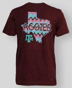 Youth Texas A&M Aggies t-shirt #AggieGifts #AggieStyle
