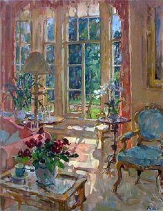 Art - Interiors on Pinterest | Interior Painting, Edouard Vuillard ...