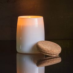 Aesthetic Content's Luxury Soy Candles - available in 9 complex fragrances. www.aestheticcontent.com
