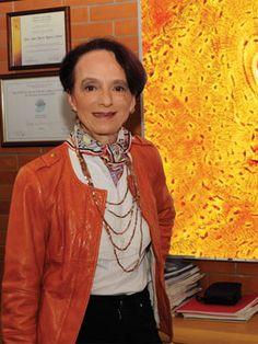 Ana María López-Colomé, biochemist