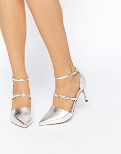 ASOS START UP Pointed Heels