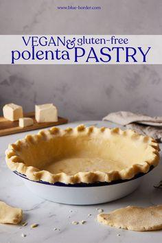 Gluten Free Quiche, Gluten Free Pastry, Gluten Free Baking, Vegan Baking, Savoury Tarts, Savory Pastry, Savoury Baking, Foods With Gluten, Vegan Foods