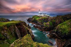 Fanad Head. Condado de Donegal, Irlanda #photography