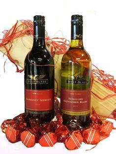 australia Chocolate - The Red Wolf - Valentines Hamper