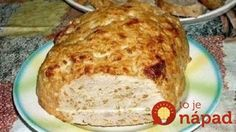- niečo z mäsa - Russian Slovak Recipes, Veal Recipes, Ground Meat Recipes, Czech Recipes, Russian Desserts, Russian Recipes, Easy Cooking, Cooking Recipes, Bbq Beef Sandwiches