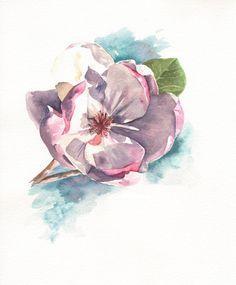 small magnolia tattoo - Google Search