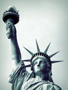 my little thoughts, statue of liberty