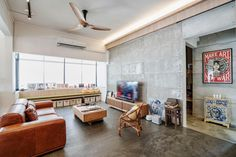 Apartment in Singapore by Obllique