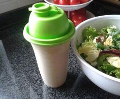 Lieblings-Joghurt-Dressing zu Blattsalat