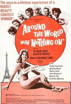 Around the World with Nothing On 1961