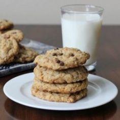 Butterfinger PB Oatmeal Cookies