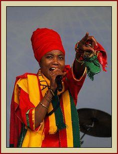 Dread Ova Babylon - Empress Ayeola