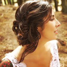 Hair & makeup: Celia Castaneda