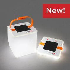 PackLite Max Solar Inflatable Lantern Light LuminAID LED Waterproof 150 Lumens #LuminAID