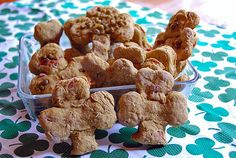 St. Paddy's Day Patties for your dog   Dog Tipper