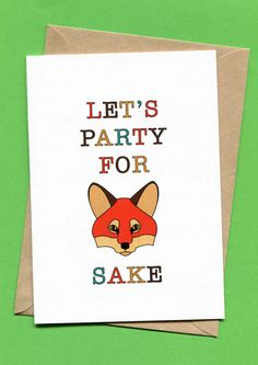 Let's Party For Fox Sake