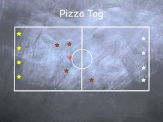 """Games - Pizza Tag (Yell """"Open the Oven"""" & let all who have been caught help the """"chef"""" tag people). Physical Education Activities, Pe Activities, Health And Physical Education, Activity Games, Summer Activities, Gym Games, Teamwork Games, Pizza Games, Ed Game"""