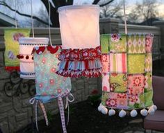"Link to purchase ""Glamp"" kit:  http://www.thequiltedfishpatterns.com/shop/Kits/p/Glamp-Kit-sku-glamp-kit.htm"