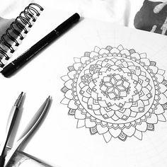 Continuing on this one tonight 🖤 #wip #art #blackandwhite #black #white #artwork #instaart #iblackwork #mandala #mandalaart #zentangle #doodle #unipin #drawing #illustration #artist #pen #mandalas #mandalala #heymandalas #beautiful_mandala #mandalamaze #coloring_masterpieces #design #doodleart #details #zen_dala #mandala_sharing #zenart #blxckmandalas Zentangle, Wip, Zen Art, Mandala Art, Doodle Art, Insta Art, Illustration, Artwork, Doodles