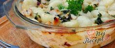 Vynikající oběd za 20 minut z jedné pánve Pasta Recipes, Snack Recipes, Cooking Recipes, Gnocchi, Czech Recipes, Ethnic Recipes, Look Body, Potato Salad, Mashed Potatoes
