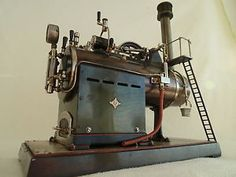 Grosse-Bing-Dampfmaschine-Lokomobil-steam-engine-GBN